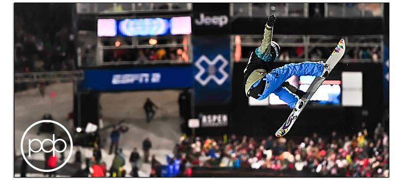 Winter X Games Paul Dimarco
