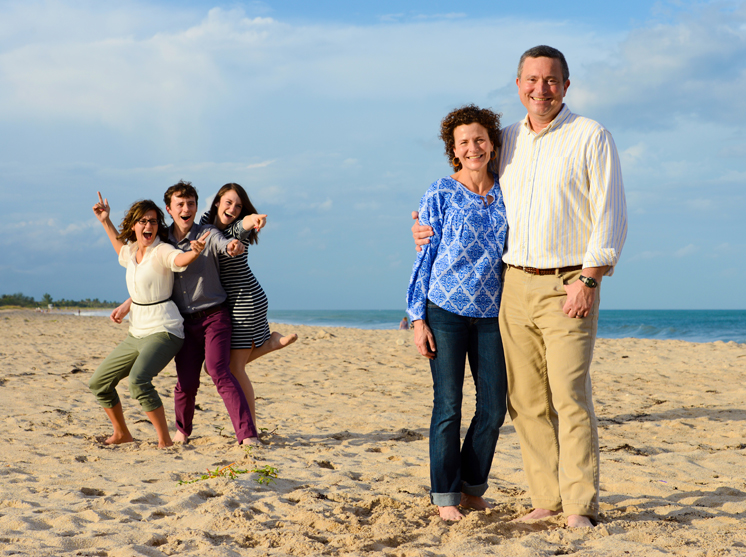 Singer Island Florida Family Portraits by Paul DiMarco